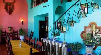 Бирюзовый цвет в дизайне квартир