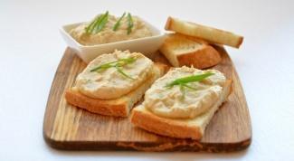 Как приготовить селедочный паштет