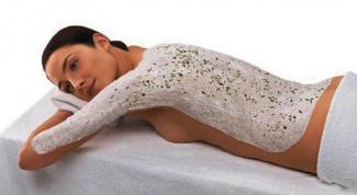Глиняные обертывания для тела