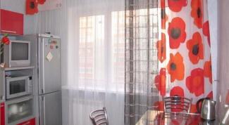 Какие шторы подойдут на вашу кухню