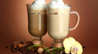 Алкогольные коктейли на основе кофе