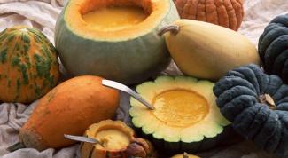 Вкусные блюда из тыквы