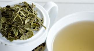 Польза белого чая для кожи лица
