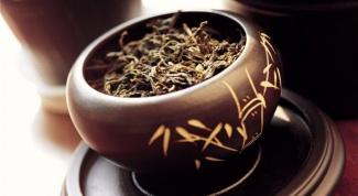 Маска для лица из черного чая