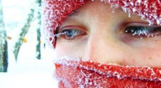 Как облегчить симптомы аллергии на холод