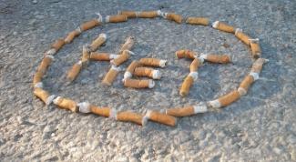 Благоприятные воздействия отказа от курения