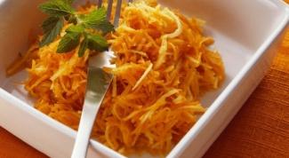 Морковные салаты