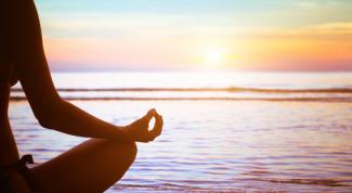 Как медитация может помочь справиться с депрессией