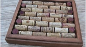 Как украсить ваш дом, используя старые пробки от вина?