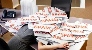 Как защититься от спама