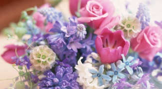 Как выбрать букет из свежих цветов