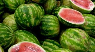 Сколько калорий в арбузе