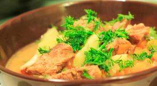 Как приготовить картошку в мультиварке