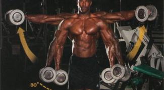 Как правильно тренировать дельтовидные мышцы