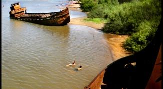 Речной простор: Ла-Плата - самая широкая река в мире