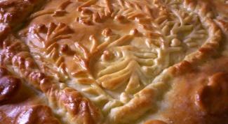 Пирог со сборной начинкой