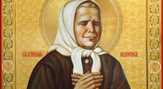 Как доехать до иконы Святой Матроны