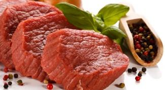 В каких продуктах большое содержание железа
