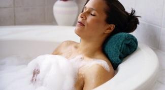 Можно ли при беременности принимать ванну