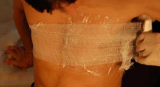 Как правильно накладывать окклюзионную повязку