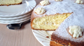 Recipe cream cheese sponge cake