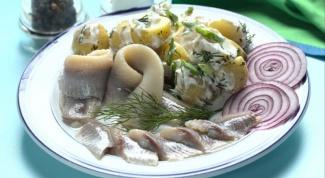 Как сделать маринад для селедки