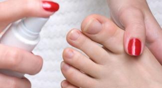 Что делать, если на большом пальце ноги отходит ноготь