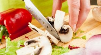 Можно ли есть грибы во время беременности