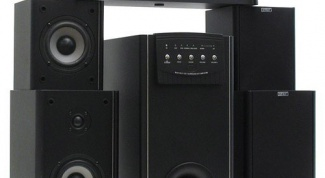 What is the difference between active and passive subwoofer