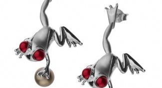 Мода на серебряные украшения