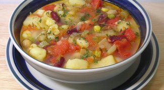 Рецепт осеннего супа