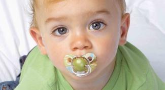 Как уговорить ребенка отказаться от пустышки