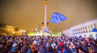 Что такое Евромайдан