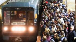 Как правильно ездить в метро в час пик