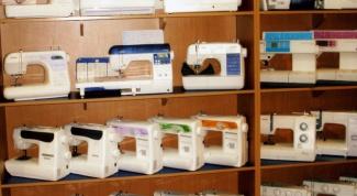 Выбрать швейную машину. Советы профессионалов.