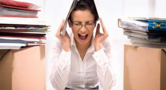 Причины, признаки и проявления нервных срывов