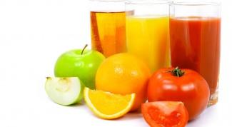 Польза сока для нашего организма