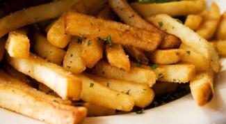 Как приготовить жареный картофель в мультиварке