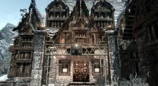 Где и как купить дом в Skyrim