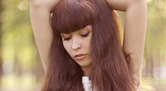 Как сделать прически для длинных волос с челкой