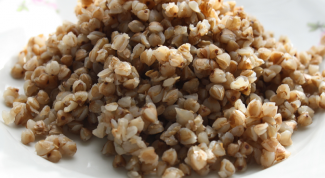 How to cook a delicious side dish of buckwheat