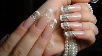 Как делается форма ногтей пайп