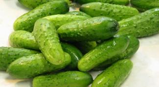 Recipe for Bulgarian cucumber