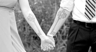 Как выбрать тату для пары