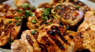 Рецепт жариной курицы в духовке
