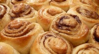 Как сделать булочки на кефире