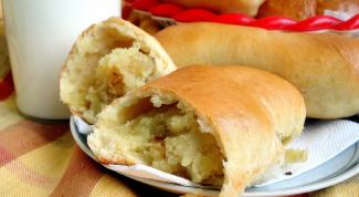 Как сделать тесто на пирожки с картошкой