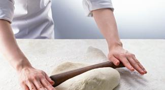 Dough recipe for yogurt pie with meat