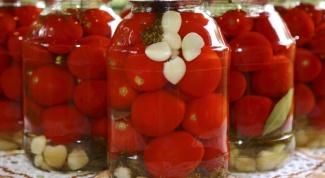 Рецепт маринада для помидор