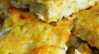 Что приготовить из яиц, капусты и картошки